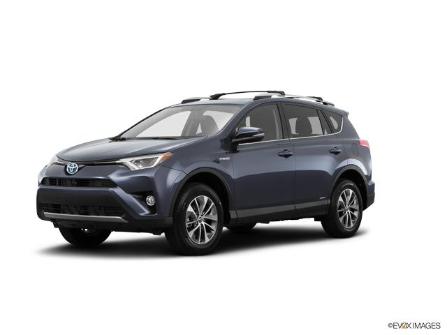 Used 2016 Magnetic Gray Metallic 2 5 L Toyota RAV4 Hybrid