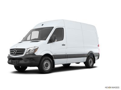 2016 Mercedes-Benz Sprinter Cargo Vans at Bergstrom Automotive