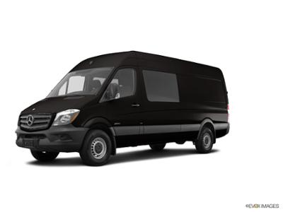 2016 Mercedes-Benz Sprinter Crew Vans at Bergstrom Automotive