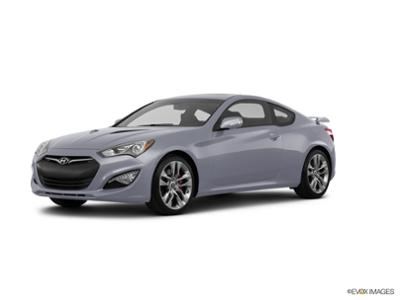 2016 Hyundai Genesis Coupe at Hyundai SA North