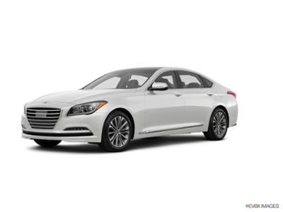 2016 Hyundai Genesis at Bergstrom Automotive