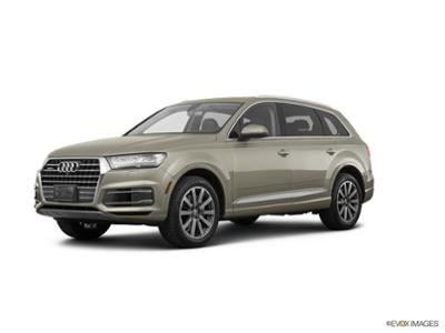 2017 Audi Q7 at Phil Long Dealerships