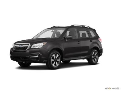 2017 Subaru Forester at Bergstrom Automotive