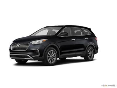 2017 Hyundai Santa Fe at Phil Long Dealerships