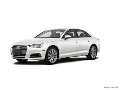 2017 Audi A4 at Phil Long Dealerships