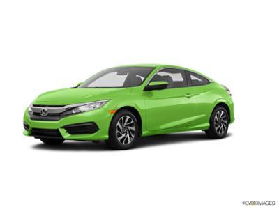 2016 Honda Civic Coupe at Bergstrom Automotive