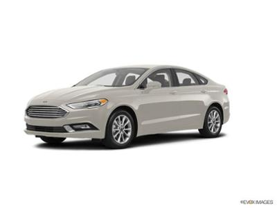 2017 Ford Fusion at Bergstrom Automotive