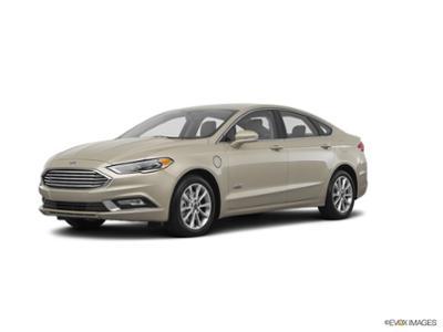 2017 Ford Fusion Energi at Phil Long Dealerships