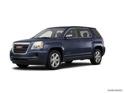 2017 GMC Terrain at Bergstrom Automotive