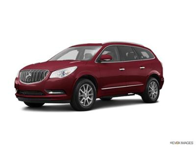 2017 Buick Enclave at Bergstrom Automotive