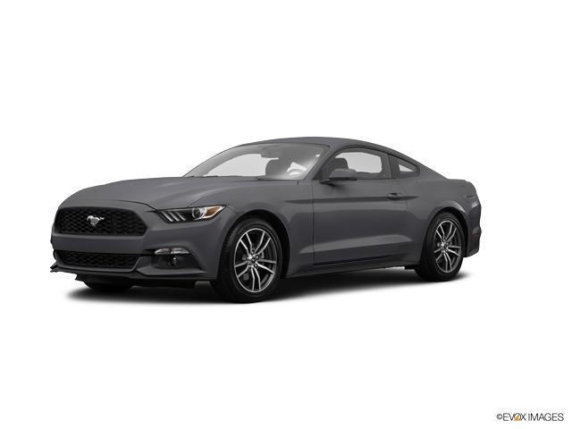 Colorado Springs Magnetic Metallic 2017 Ford Mustang New