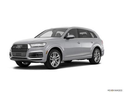 2017 Audi Q7 at Phil Long Dealerships
