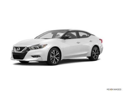 2017 Nissan Maxima at Bergstrom Automotive
