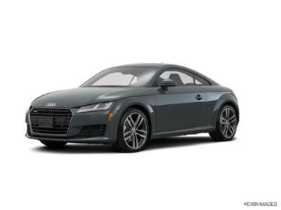 2017 Audi TT Coupe at Phil Long Dealerships