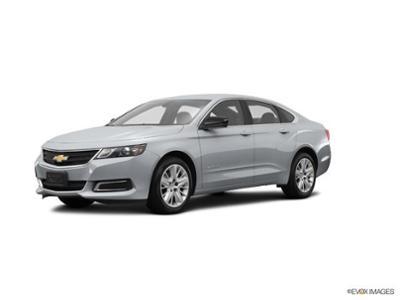 2017 Chevrolet Impala at Bergstrom Automotive