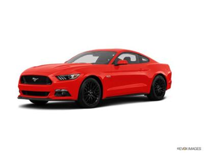 2017 Ford Mustang at Bergstrom Automotive