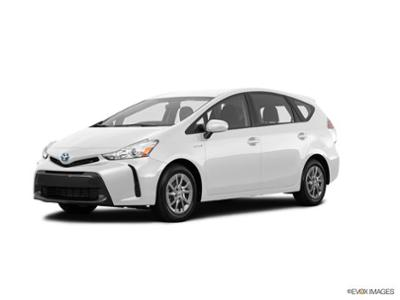 2017 Toyota Prius v at Stevinson Automotive