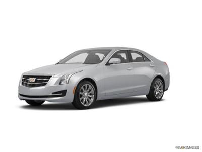 2017 Cadillac ATS Sedan at Bergstrom Automotive