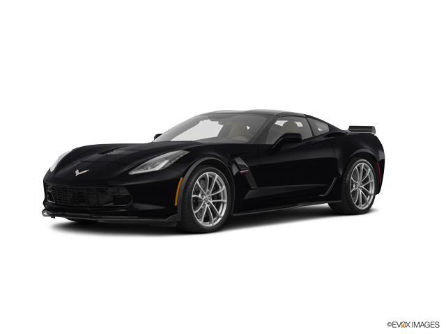 New Black 2017 Chevrolet Corvette For Sale In Baton Rouge