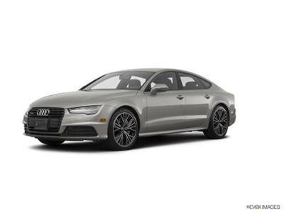 2017 Audi A7 at Phil Long Dealerships
