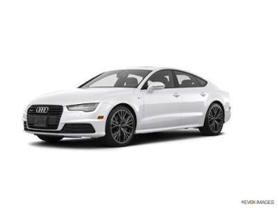 2017 Audi A7 at Bergstrom Imports on Victory Lane