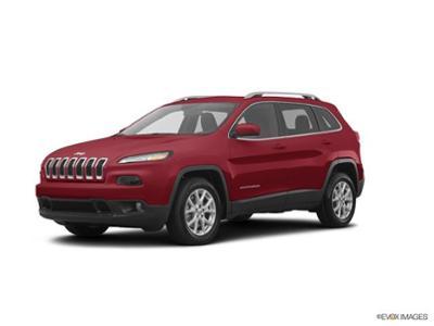 2017 Jeep Cherokee at Bergstrom Automotive