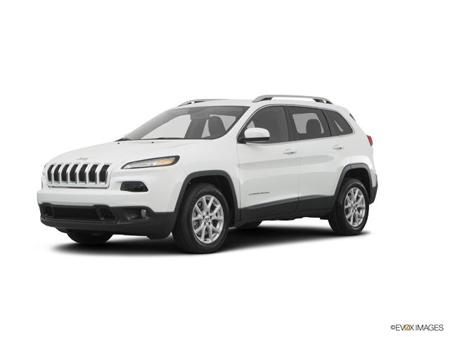2017 Bright White Clearcoat Sport FWD Jeep Cherokee for sale at