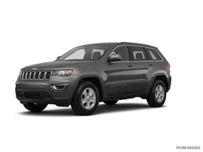 2017 Jeep Grand Cherokee at Bergstrom Automotive
