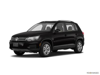 2017 Volkswagen Tiguan at Bergstrom Imports on Victory Lane