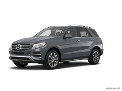 2017 Mercedes-Benz GLE at Bergstrom Automotive