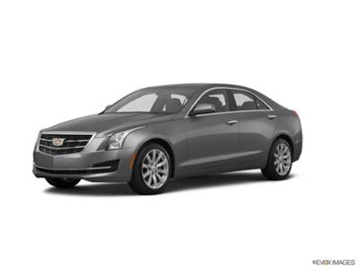 2017 Cadillac ATS Sedan at Bergstrom Automotive