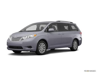 2017 Toyota Sienna at Phil Long Dealerships