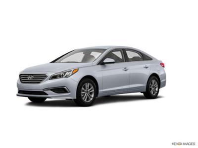 2017 Hyundai Sonata at Bergstrom Automotive
