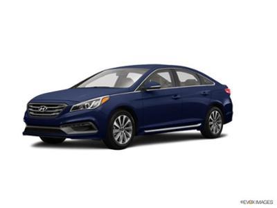 2017 Hyundai Sonata at Garvey Hyundai