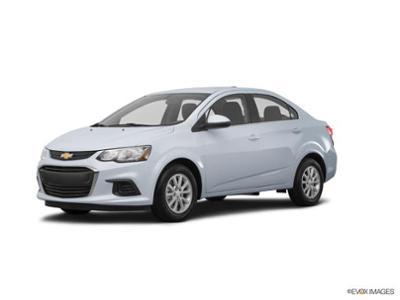 2017 Chevrolet Sonic at Phil Long Dealerships