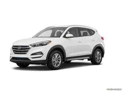 2017 Hyundai Tucson at Hyundai of Wesley Chapel