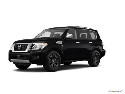 2017 Nissan Armada at Bergstrom Imports on Victory Lane