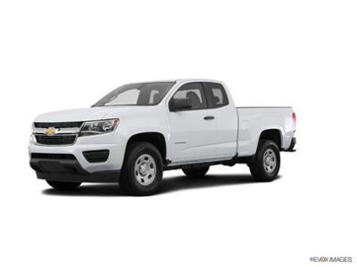 2017 Chevrolet Colorado at Bergstrom Automotive