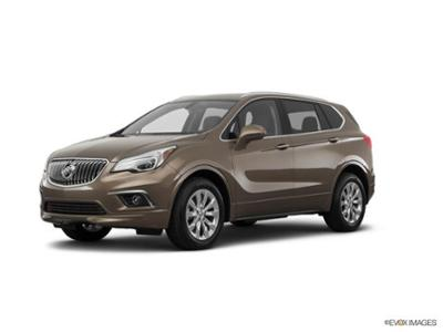 2017 Buick Envision at Bergstrom Automotive