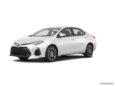 2017 Toyota Corolla at Phil Long Dealerships