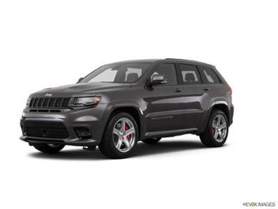 2017 Jeep Grand Cherokee at Bergstrom Automotive