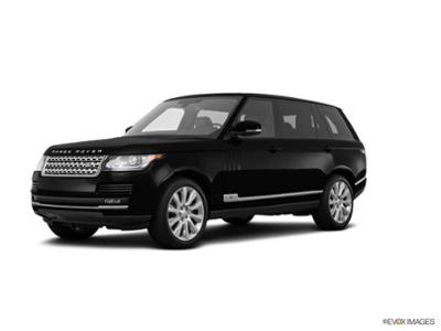 2017 Land Rover Range Rover at Bergstrom Automotive