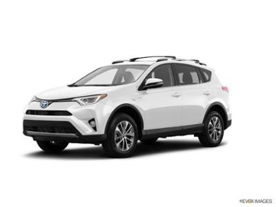 2017 Toyota RAV4 Hybrid at Phil Long Dealerships