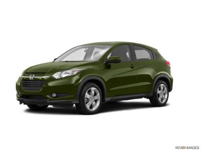 2017 Honda HR-V at Bergstrom Automotive