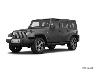 2017 Jeep Wrangler Unlimited at Bergstrom Automotive
