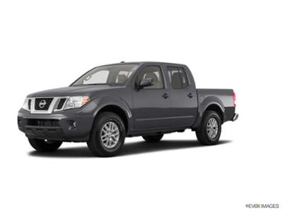 2017 Nissan Frontier at Bergstrom Imports on Victory Lane