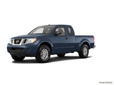 2017 Nissan Frontier at Bergstrom Automotive