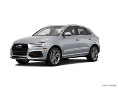 2017 Audi Q3 at Phil Long Dealerships