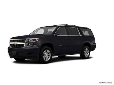 2017 Chevrolet Suburban at Bergstrom Automotive