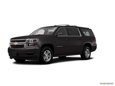 2017 Chevrolet Suburban at Phil Long Dealerships